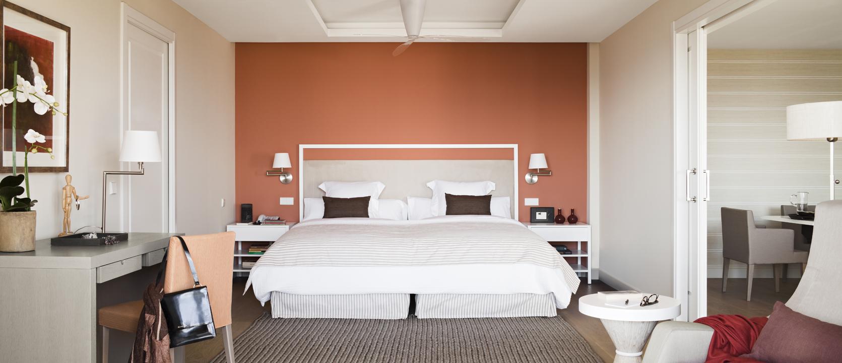 decoracion clinicas dormitorio