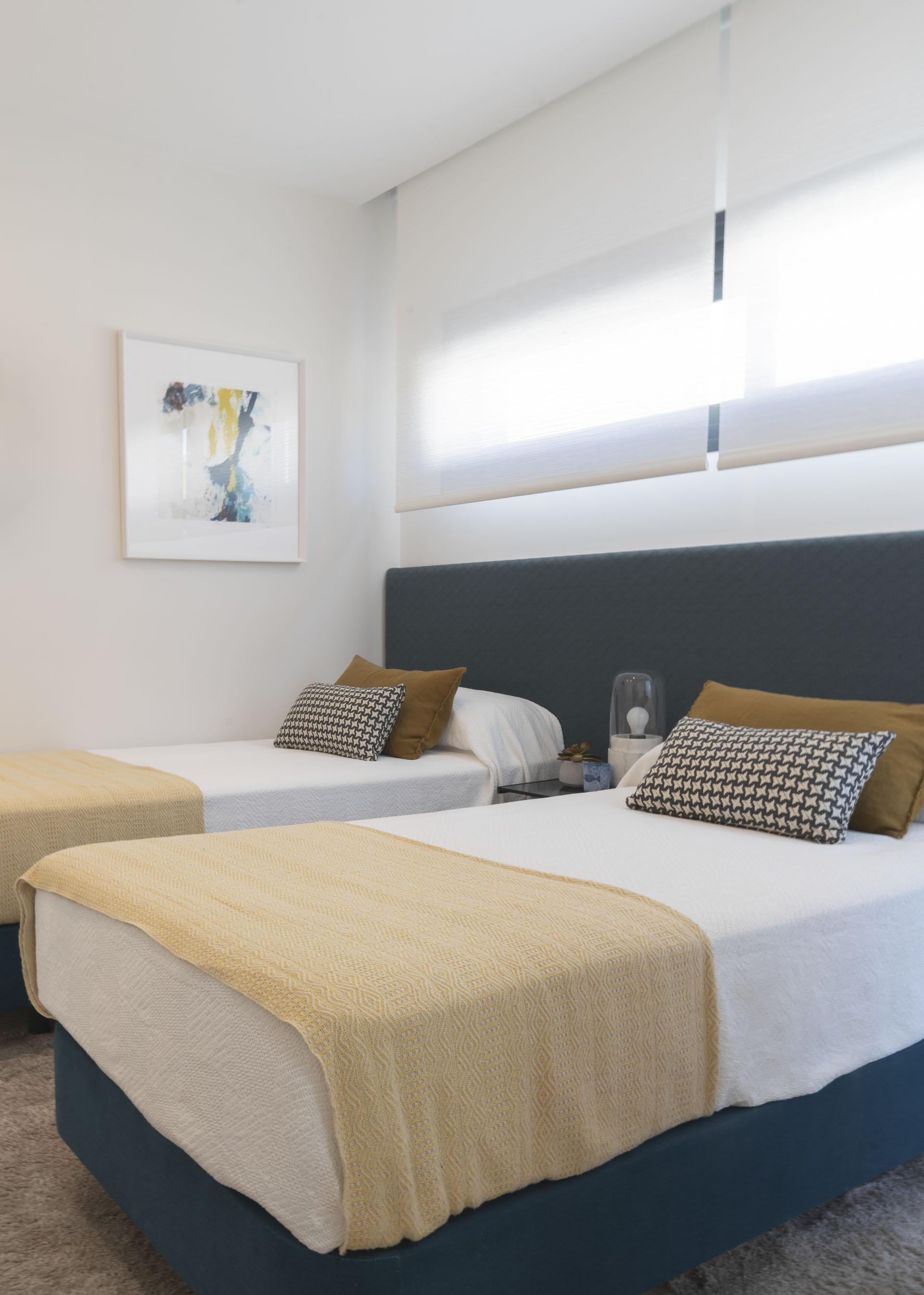 decoracion villa piloto dormitorio secundario