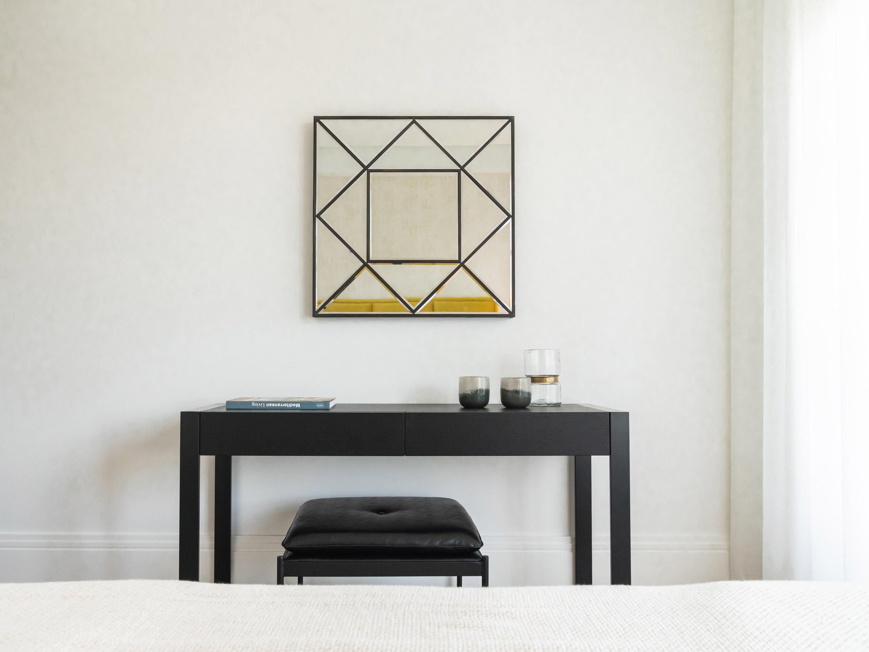 diseño interior marbella dormitorio detalles
