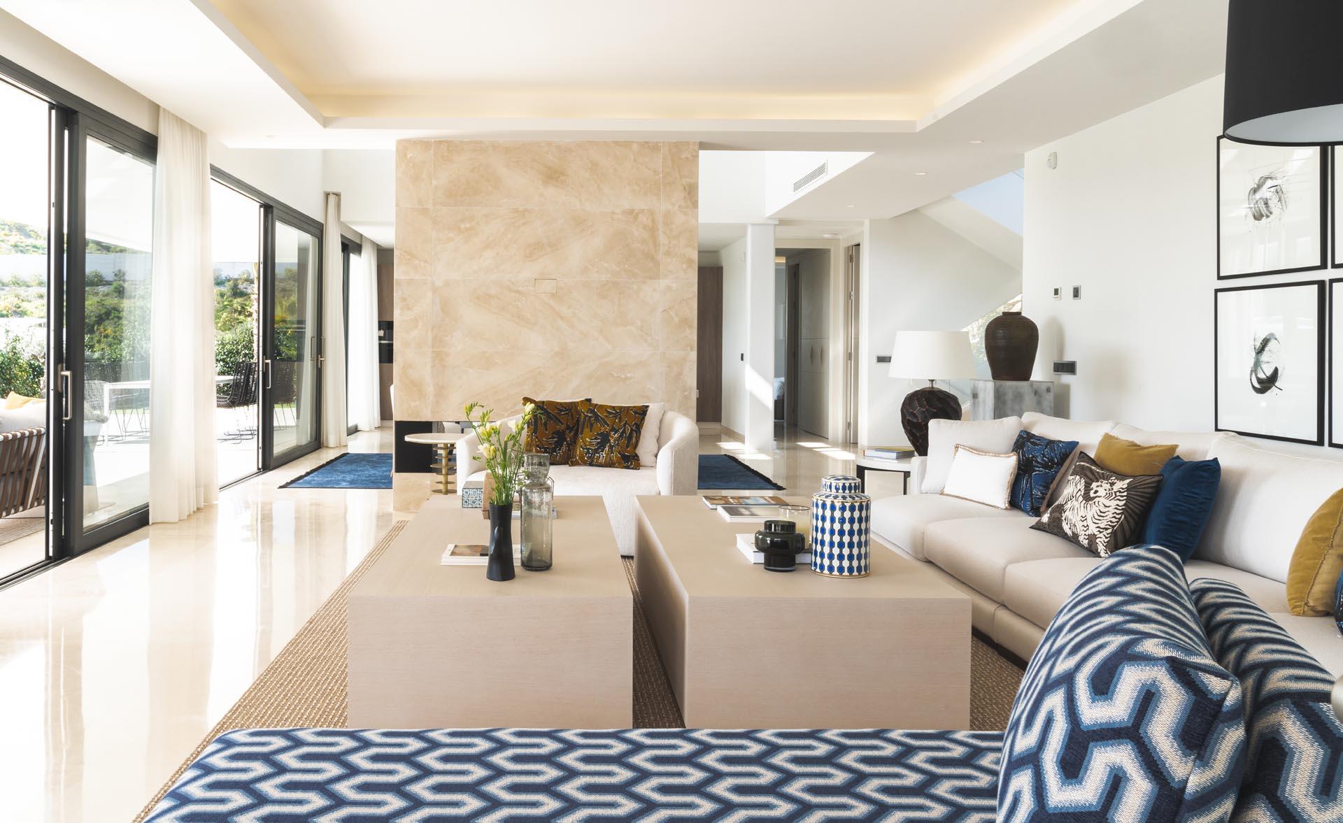 mediterranean style interior design living room details details